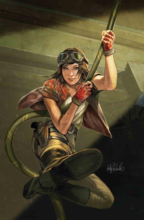 Star Wars Doctor Alpha #33 Unspeakable Rebel Superweapon Part 2 _ Star Wars Marvel Comics Coming in June 2019