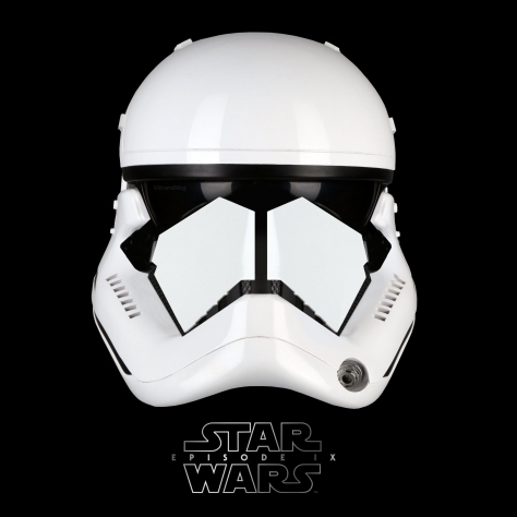 Star Wars Episode IX Elite Trooper White Option