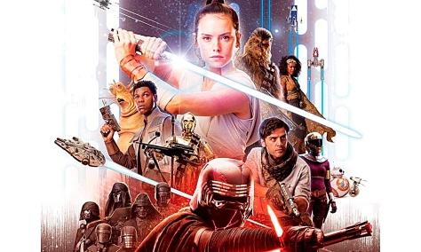 Star Wars Episode IX Official Teaser Banner Ultra Hi Resolution