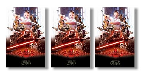 Star Wars Episode IX Official Teaser Poster