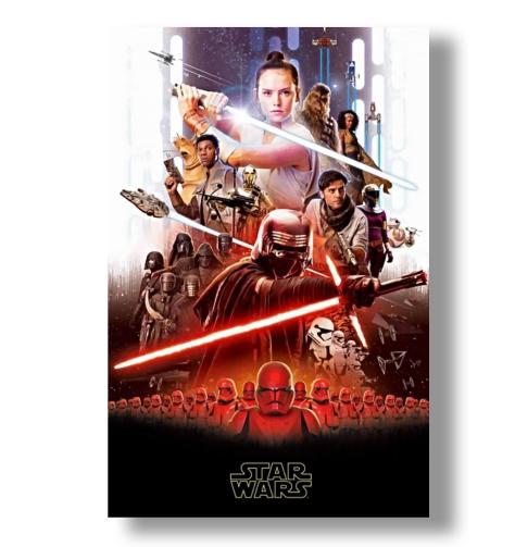 Star Wars Episode IX Teaser Poster