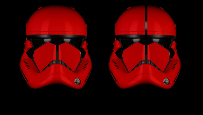 Star Wars: Episode IX – The Elite Red Death Stormtrooper?