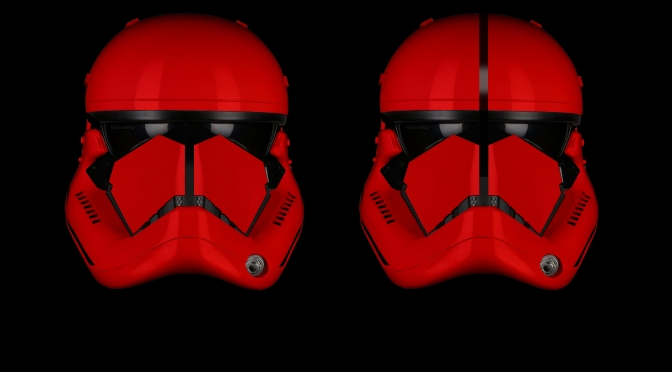 Star Wars: Episode IX – 709th Legion 'Red Fury' Sith Trooper?
