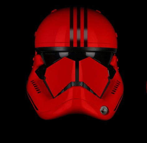 Star Wars Episode IX The Elite Red Trooper