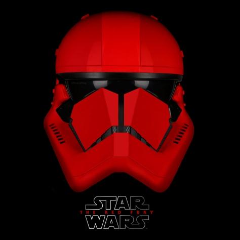 Star Wars Episode IX The Red Fury Trooper