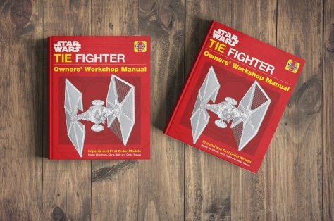 Star Wars Tie Fighter Haynes Owners' Workshop Manual Cover