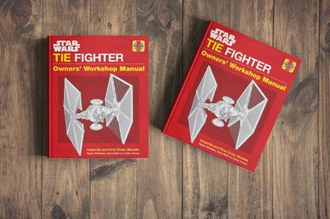 Star Wars Tie Fighter Haynes Owners' Workshop Manual Cover