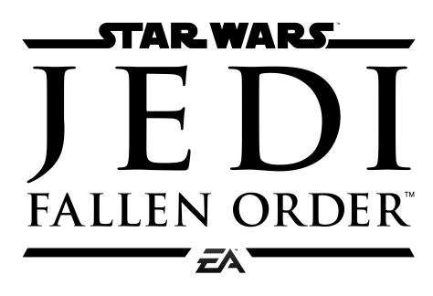 Star Wars Jedi Fallen Order Hi Res Logo