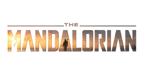 Star Wars The Mandalorian Colour Logo