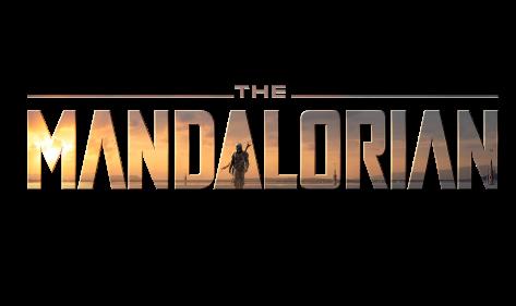 Star Wars The Mandalorian Colour Logo
