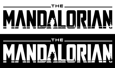 Star Wars The Mandalorian Hi-Res Logo
