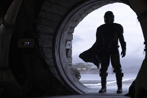Star Wars The Mandalorian Hi-Res Official Images Pedro Pascal