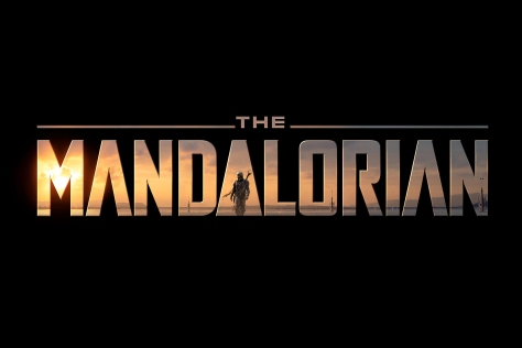 Star Wars The Mandalorian Logo Hi-Res Official Images