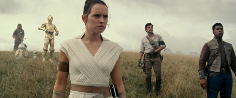 Star Wars: The Rise of Skywalker - Official High Resolution Images