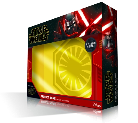 Star Wars The Rise of Skywalker Product Packaging Art Revealed