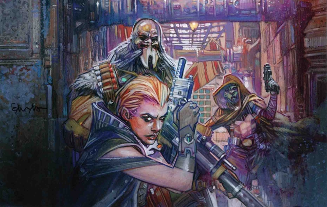 Star Wars: Galaxy's Edge – Marvel Issue #5