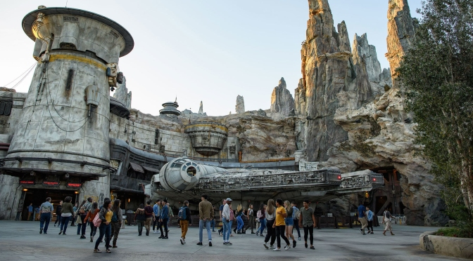 Star Wars- Galaxy's Edge - Official Images