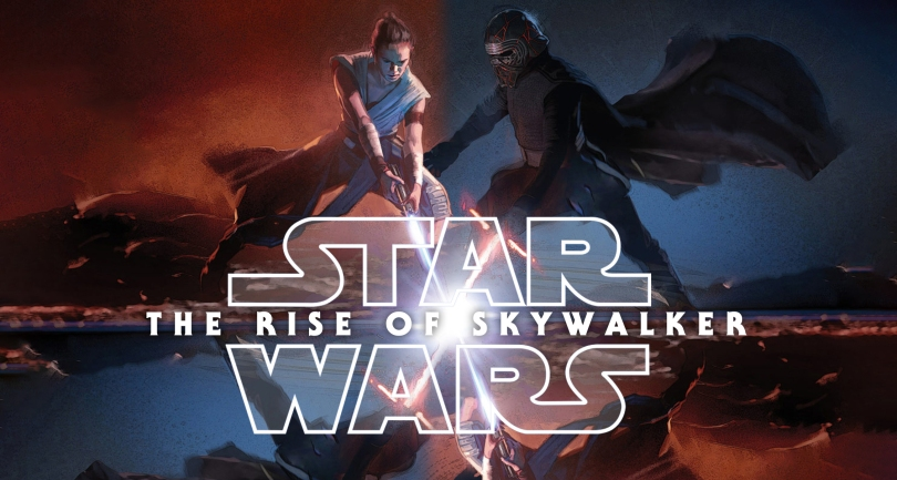 Star Wars - The Rise of Skywalker Poster Banner