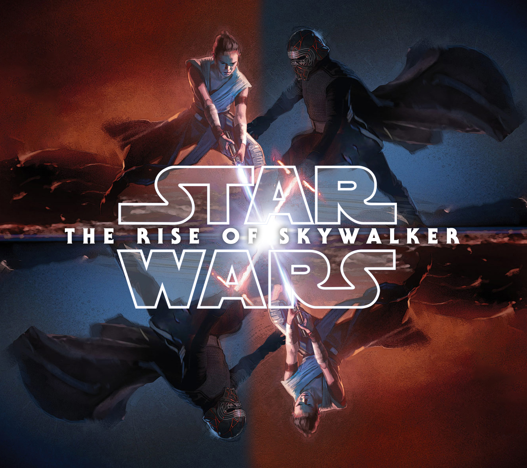 Star Wars The Rise Of Skywalker Poster Geek Carl