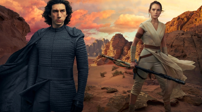Star Wars: The Rise of Skywalker 'Clean Textless' Vanity Fair Covers