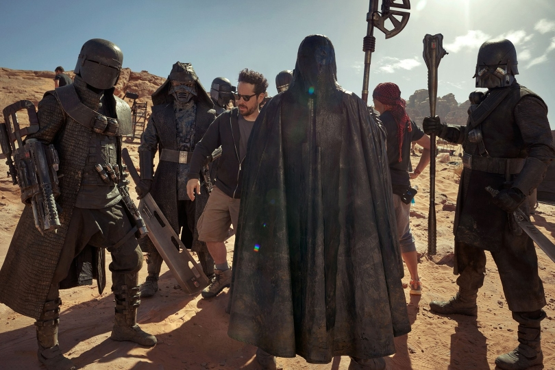 Star Wars - The Rise of Skywalker - The Knights of Ren Vanity Fair Exclusive Hi Resolution Images and Photos by Annie Leibovitz