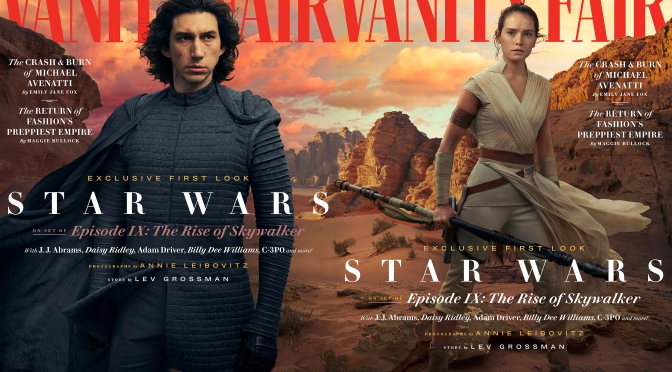 Star Wars: The Rise of Skywalker – Vanity Fair Hi-Res Images