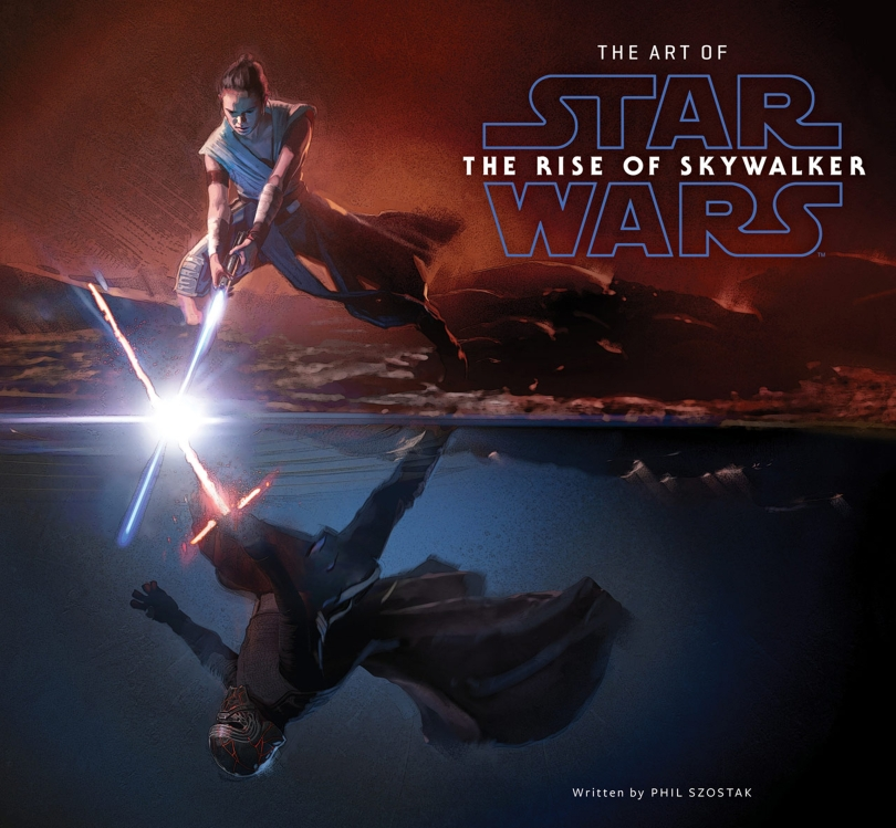 The Art of Star Wars - The Rise of Skywalker Cover Art Hi Resolution