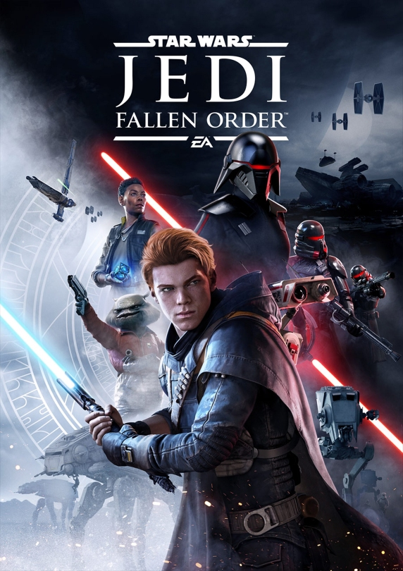 Star Wars Jedi Fallen Order Key Art Revealed