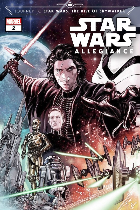 Journey to Star Wars The Rise of Skywalker - Allegiance Marvel Issue 2