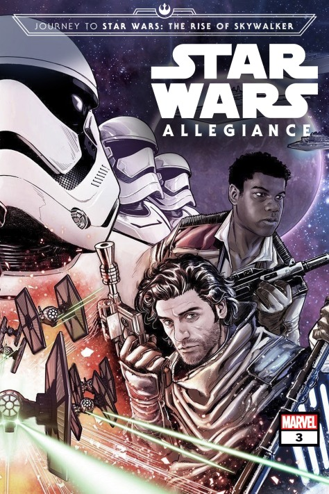 Journey to Star Wars The Rise of Skywalker - Allegiance Marvel Issue 3