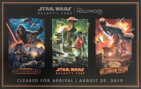 Star Wars Galaxy's Edge - Poster