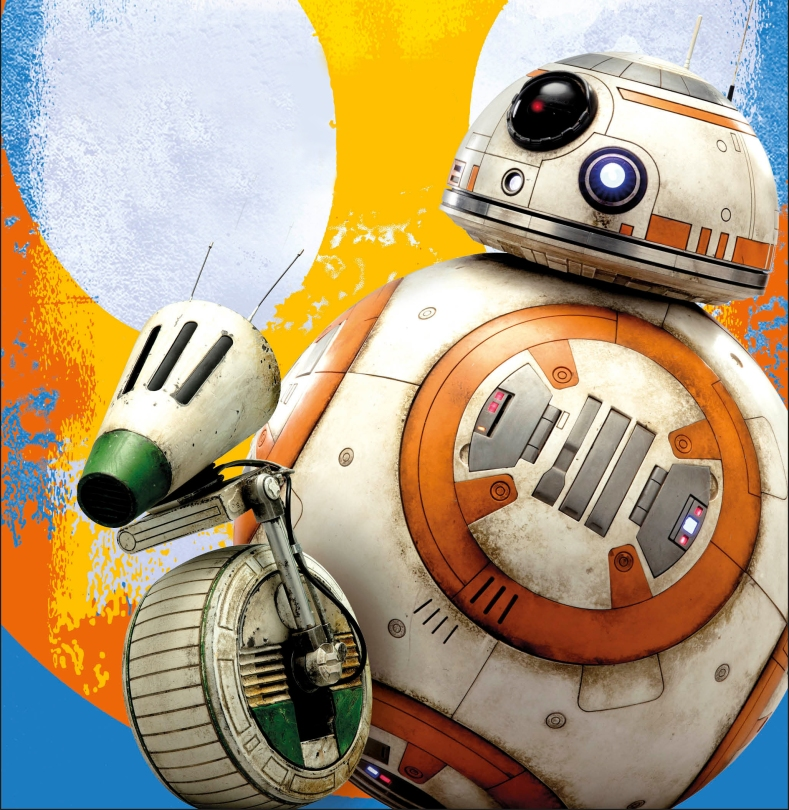 Star Wars The Rise of Skywalker - D-O and BB-8