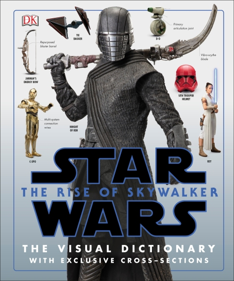 Star Wars The Rise of Skywalker - DK The Visual Dictionary Cover