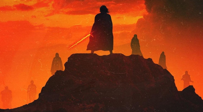 Star Wars: The Rise of Skywalker 'Fan Art' Poster
