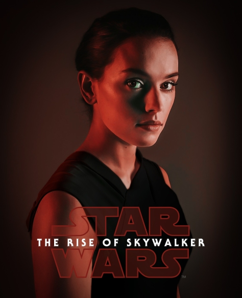 Star Wars The Rise of Skywalker - Dark Rey Poster