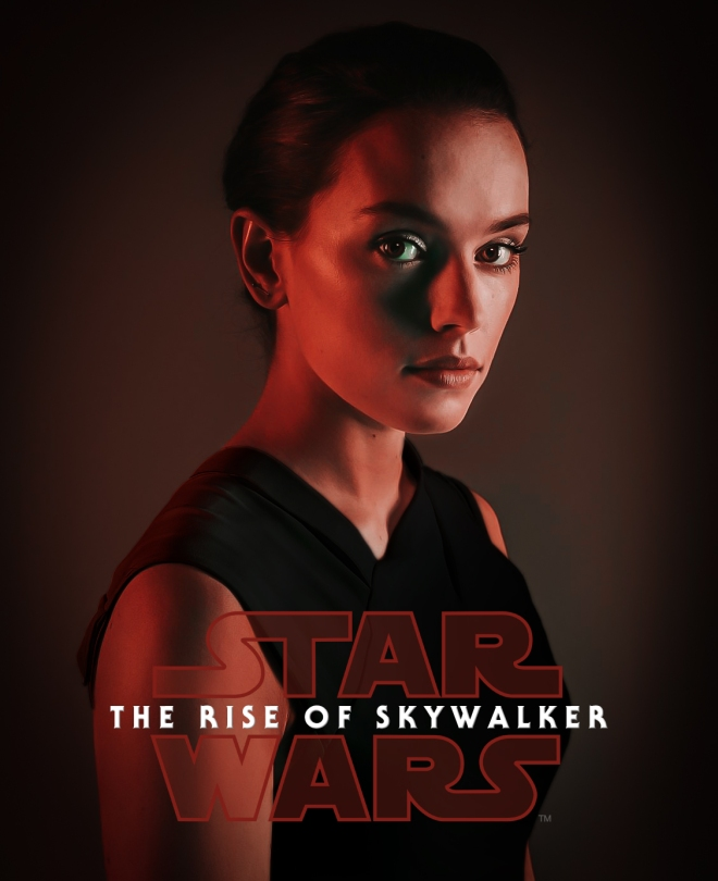 Star Wars The Rise of Skywalker - Rey Poster