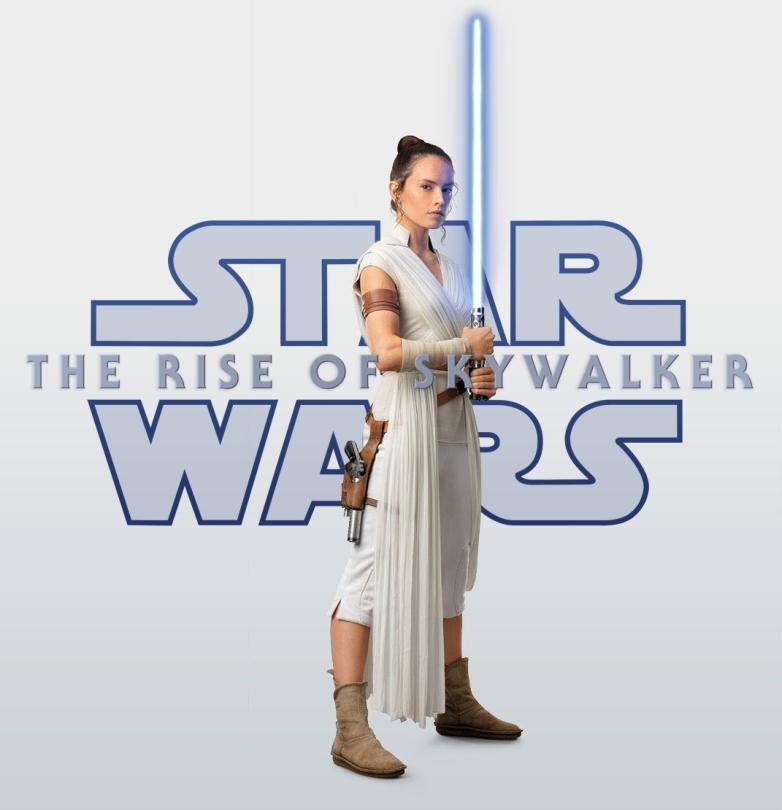 Star Wars The Rise Of Skywalker Rey Poster Geek Carl