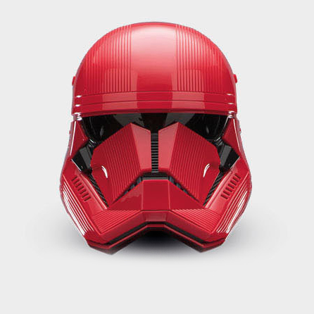 Star Wars The Rise of Skywalker - Sith Trooper Helmet