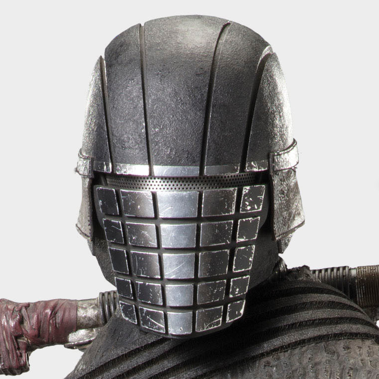 Star Wars The Rise of Skywalker - The Knight of Ren Helmet