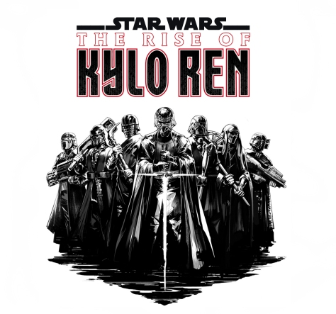 Star Wars The Rise of Skywalker - The Rise of Kylo Ren