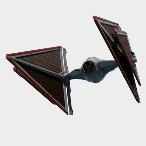 Star Wars The Rise of Skywalker - The Tie Dagger