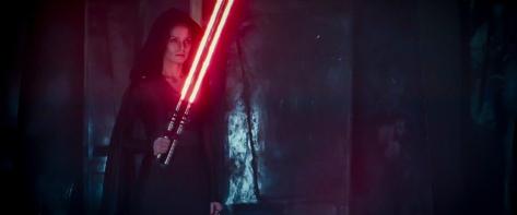 Star Wars The Rise of Skywalker D23 Special Look Footage Dark Rey