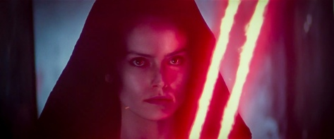 Star Wars The Rise of Skywalker D23 Special Look Footage Rey Sith Clone