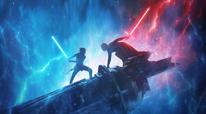 NEW!! Star Wars: The Rise of Skywalker Teaser Poster!!