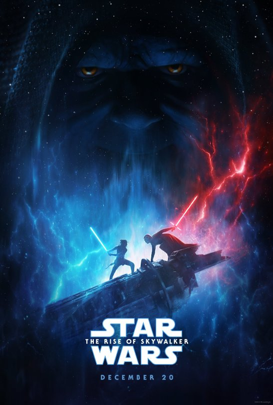 Star Wars The Rise of Skywalker NEW Teaser Poster