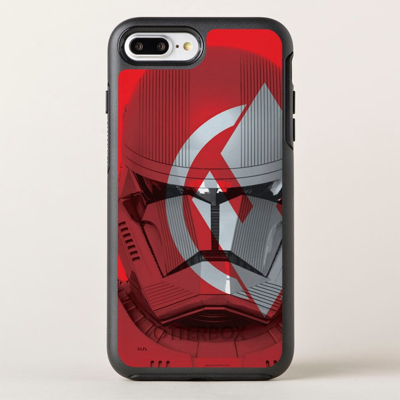 Star Wars - The Rise of Skywalker - Sith Trooper Apparel - iPhone Case