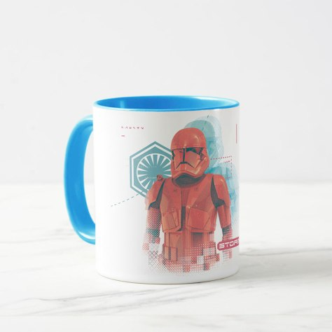 Star Wars - The Rise of Skywalker - Sith Trooper Apparel - Mugs - 3