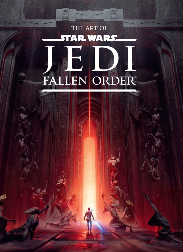 The Art of Star Wars - Jedi Fallen Order Cover Art