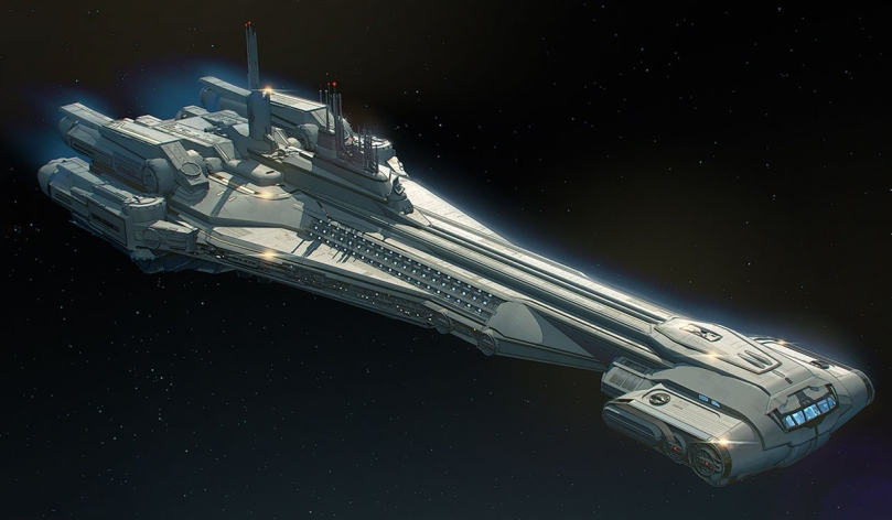 The Halcyon - A Star Wars Galactic Starcruiser Vacation Experience Concept Art