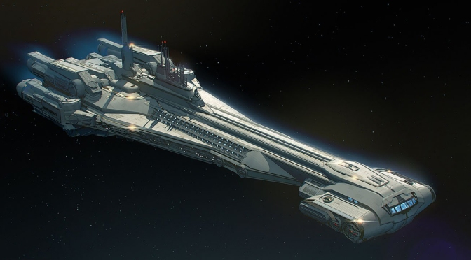 The Halcyon: A Star Wars: Galactic Starcruiser Vacation Experience